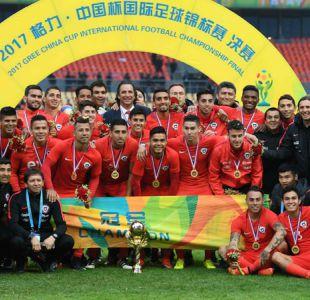 ANFP explica ausencia de Chile en la China Cup por compromisos amistosos en Europa