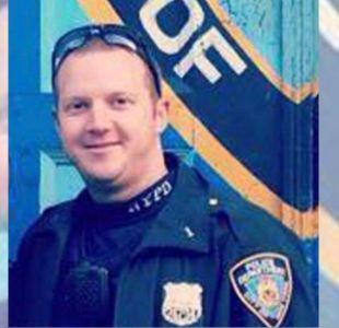 Los neoyorquinos deberían agradecerle a Ryan Nash, el policía que detuvo al atacante de Nueva York