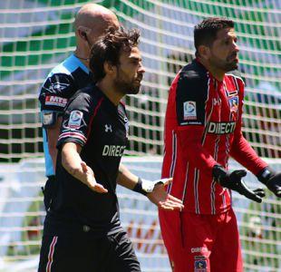 """Valdivia acusa """"soberbia"""" de árbitros y responde a críticas de Herrera contra Colo Colo"""