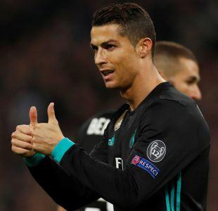 Cristiano Ronaldo lidera en solitario la tabla de goleadores de la Champions League