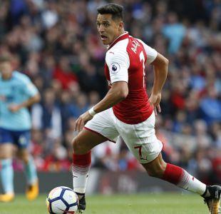Arsenal de Alexis Sánchez sale a amarrar su clasificación en la Europa League