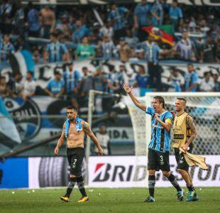 Gremio acaba con el sueño del Barcelona y va camino a su tercera Libertadores