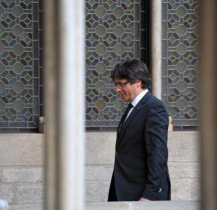 Justicia belga revisará el 17 de noviembre la orden de detención contra Puigdemont