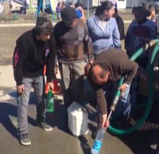[VIDEO] Vuelve el agua potable en Puerto Natales