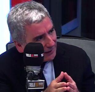 El duro diagnóstico de Carlos Peña de la campaña presidencial