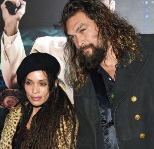 Jason Momoa de Game of thrones y Lisa Bonet se casan en secreto