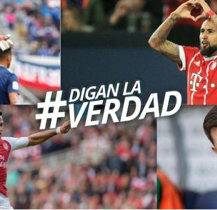 [VIDEO] #DLVenlaWeb con chilenos en el extranjero, fútbol nacional y más