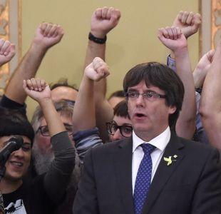 Puigdemont vuelve a Bélgica para seguir su lucha por la independencia