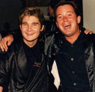 Corey Feldman y Jon Grissom