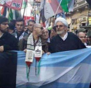 Miles de iraníes se manifiestan en Teherán contra Trump y Estados Unidos