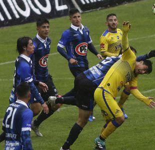 Everton derrota a Huachipato y no da tregua en la lucha por el título