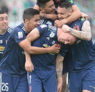 """[VIDEO] Goles Fecha 12: La """"U"""" vence a Santiago Wanderers en Valparaíso"""