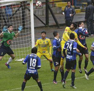 [VIDEO] Goles Fecha 12: Everton derrota a Huachipato en Talcahuano
