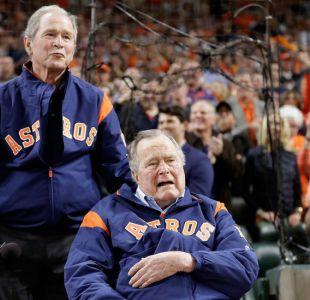 Fanfarrón: la dura opinión de los Bush sobre Trump que motivó a la Casa Blanca a defenderlo
