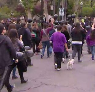 San Bernardo: Manifestaciones en por impactantes asaltos en la comuna
