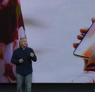 Apple presentó su nuevo iPhone X en septiembre.