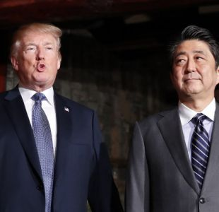 Visita oficial de Trump a Japón