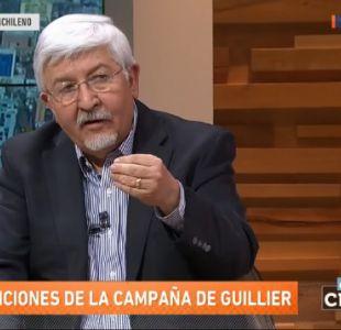 Jefe programático de Guillier: La diferencia con Piñera en las encuestas es mucho menor