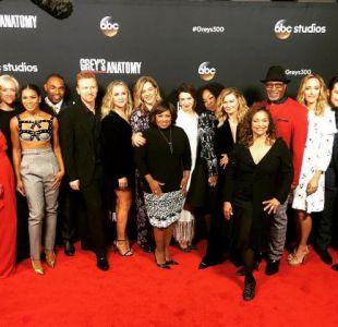 Greys Anatomy celebra 300 episodios al aire