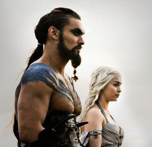 Game of thrones: Daenerys Targaryen y Khal Drogo se reencuentran