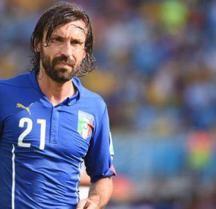 Andrea Pirlo anuncia que se retira del fútbol