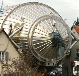 Esta gigantesca máquina enterrada en Alemania investiga la partícula más insignificante del Universo