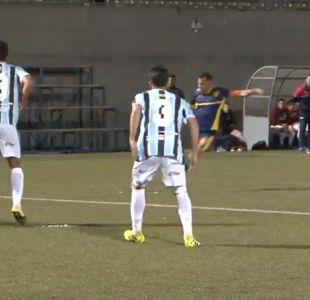 [VIDEO] Goles Primera B fecha 14: Barnechea y San Felipe igualan en Santiago