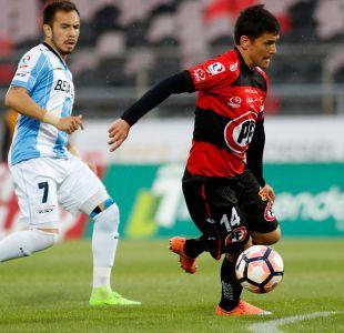 [VIDEO] Goles Primera B fecha 14: Rangers y Magallanes empatan en Talca
