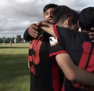 [VIDEO] Goles Primera B fecha 14: Copiapó vence a Valdivia como visitante