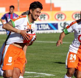 [VIDEO] Goles Primera B fecha 14: Cobresal derrota a Iberia en El Salvador