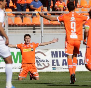 [VIDEO] Goles Primera B fecha 14: Cobreloa golea a La Serena en Calama