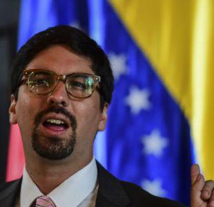 Venezuela levanta inmunidad a diputado opositor Freddy Guevara refugiado en embajada chilena