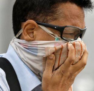El retorno de una niebla espesa que tiene alarmados a los residentes de la capital de India