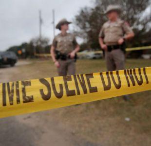 Tiroteo en Texas: Atacante había escapado de clínica de salud mental en 2012