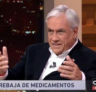 Piñera y Ley de Pesca: Hubo un lobby muy fuerte que afectó a parlamentarios de todos los partidos