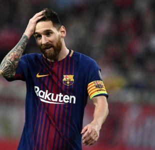 J Balvin y Rombai: lo que escucha Messi antes de salir a la cancha