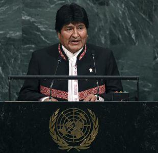 """Evo Morales insiste en que Chile intenta """"callar"""" al Papa Francisco"""