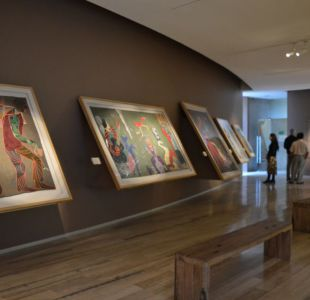 42 obras de la colección del Museo Violeta Parra fueron declaradas Monumento Histórico