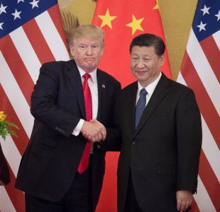 Trump elogia a Xi como un representante poderoso y muy respetable de China