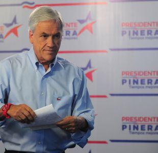 Piñera a funcionarios públicos: No vamos a hacer ninguna persecución política