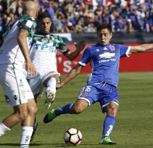 """Rodríguez anticipa final de Copa Chile y defiende a Pinilla: """"A cualquiera le puede pasar"""""""