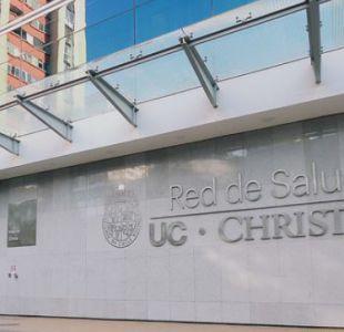 Red Salud UC niega discriminación y apunta al Sename por caso de Daniela Vargas