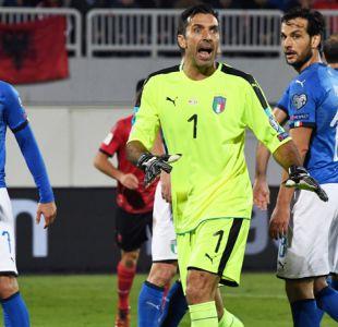 Italia se enfrentará a Argentina con Buffon pero sin Balotelli