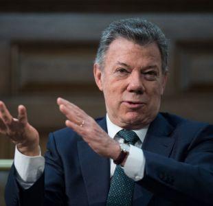 Juan Manuel Santos: Mi peor pesadilla es Venezuela