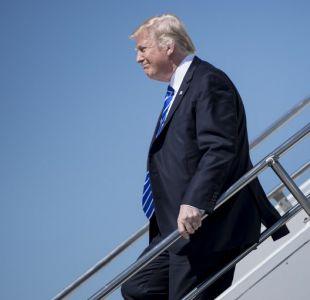 Trump: Candidato republicano debe retirarse si acusaciones de abuso son ciertas