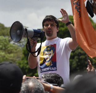 Diputado venezolano Freddy Guevara evalúa pedir asilo a Chile