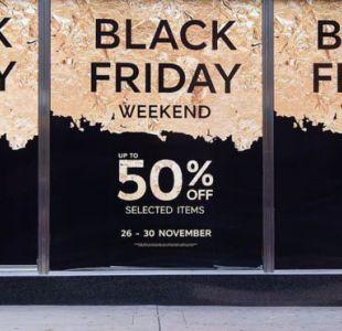 Anuncios de descuentos Image caption Los descuentos del Black Friday empiezan cada vez antes.
