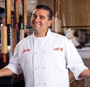 Cake Boss: Las geniales vacaciones de Buddy en Disney