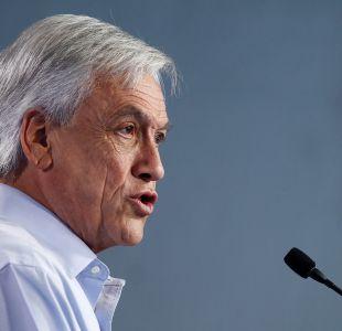 Piñera: El Sename es cómplice de la pérdida de vida de muchos niños