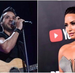 ¿Posible dueto? La foto de Demi Lovato con Luis Fonsi que intriga a sus fans